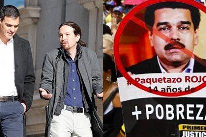 """Salvador Sostres: """"Lo más pavoroso de Venezuela son los millones de españoles que votarán luego a PSOE y Podemos"""""""