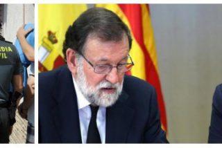 """¿Tiene 'complejo' el Gobierno con Cataluña? Policías y guardias civiles, marginados para dar """"una imagen de Estado catalán"""""""