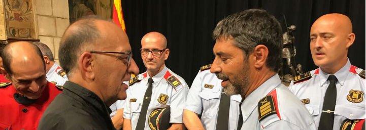 El cardenal de Barcelona admite que los terroristas querían atentar contra la Sagrada Familia