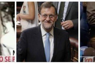 El PP aguanta el tipo en el Congreso y lanza un demoledor ataque a Podemos en Twitter