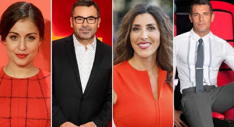 ¡Sorprendente! Las profesiones que realmente les gustaría ejercer a estos presentadores de Telecinco