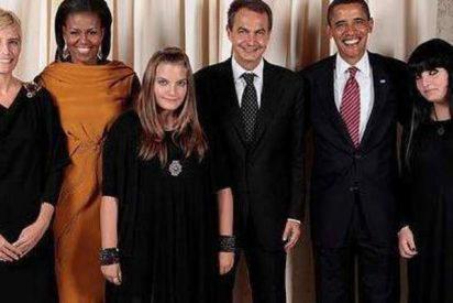 ¿Sabe alguien dónde están y qué hacen las hijas de Zapatero?
