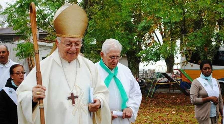 Fue llamado a su Pascua el obispo Julio Bonino