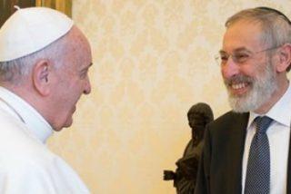 """Francisco destaca el """"fecundo momento de diálogo"""" entre católicos y judíos"""