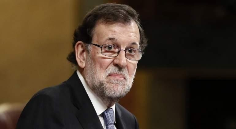 Rajoy, al fin y al cabo, es humano, vaya por Dios