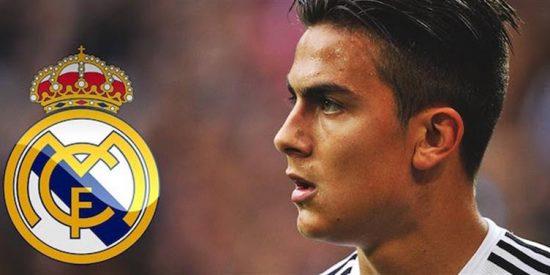 Real Madrid se une a la pelea por Paulo Dybala