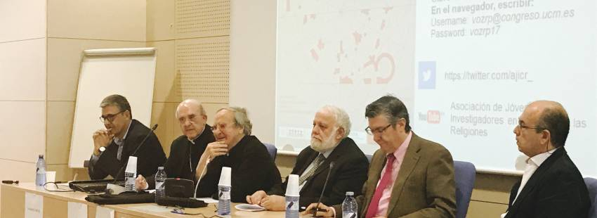 """El Arzobispado de Madrid se adhiere al """"Pacto de Convivencia"""""""