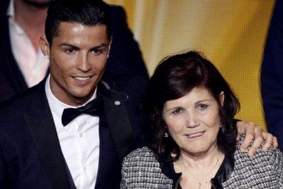 La madre de Cristiano Ronaldo se ha convertido en una musa de la publicidad
