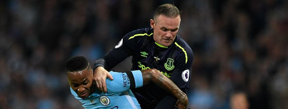 Rooney se retira de la selección
