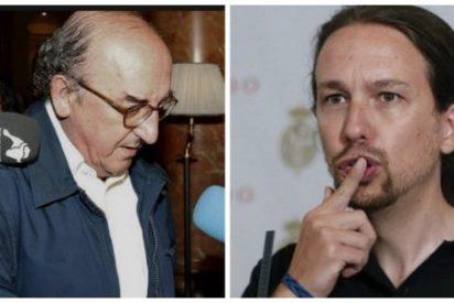 Pablo Iglesias, pillado cenando en casa del magnate Jaume Roures