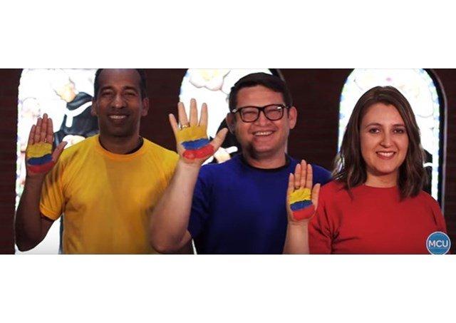 'Demos el primer Paso': himno oficial de la Visita del Papa a Colombia