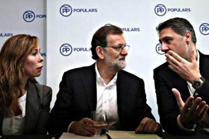 El PP catalán pide la aplicación del artículo 155 de la Constitución