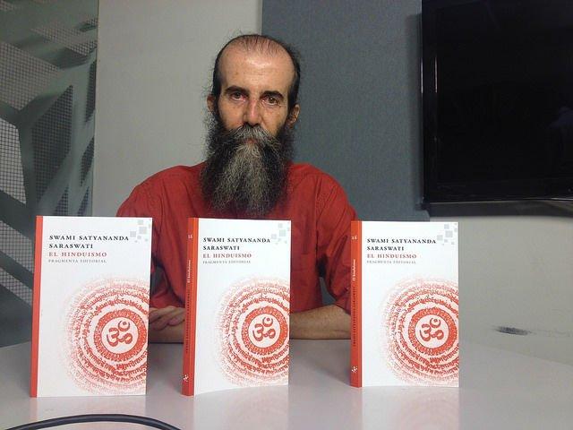 Swami Satyananda Saraswati termina su gira por Argentina
