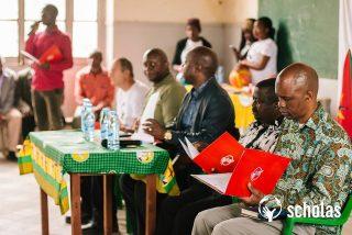 Scholas aborda en Mozambique las drogas, el acoso y la educación