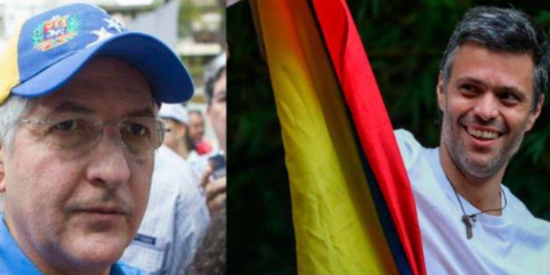 El chavista Tribunal Supremo de Venezuela acusa a López y Ledezma de planear fugarse