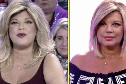 Terelu Campos cambia de peinado y lo hacen noticia en 'Sálvame'