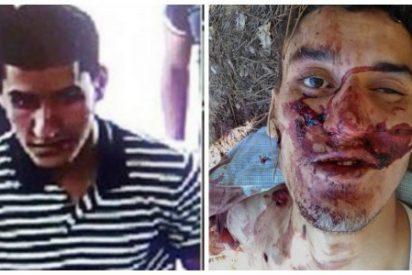 La policía cose a tiros al terrorista islámico que huyó tras perpetrar la masacre con su furgoneta en La Rambla