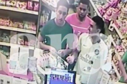 [VÍDEO] Risas y compras de los terroristas islámicos antes de asesinar inocentes en Barcelona
