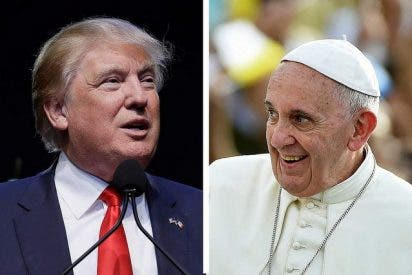 Los aliados protestantes de Trump piden una audiencia con el Papa