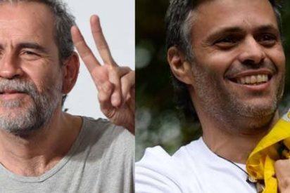 """Willy Toledo enloquece del todo y lanza su vómito más salvaje sobre Leopoldo López: """"Púdrete en la cárcel, asesino de mierda"""""""