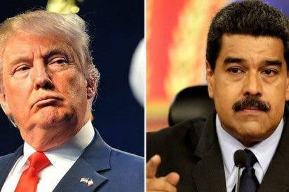 Trump avisa al dictador Maduro de que puede acabar en una cárcel de EEUU como Noriega