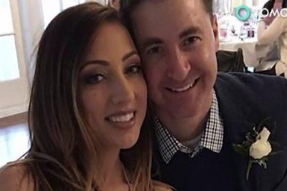 [VÍDEO] La pareja de luna miel que salvó un avión de United Airlines