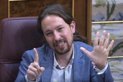 [VÍDEO] Rajoy pregunta a Pablo Iglesias por Venezuela, Irán y Cataluña