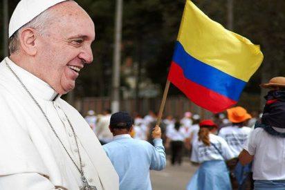 'Boom' de Colombia por la visita del Papa: previsiones de más de cien millones de dólares en ingresos