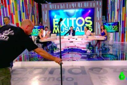 Zapeando de 'La Sexta' le da una dosis de su propia medicina a Telecinco