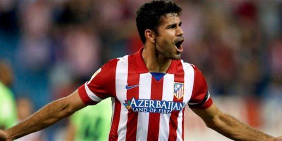 """""""Ya decidí mi futuro, debo volver al Atlético"""" Diego Costa"""