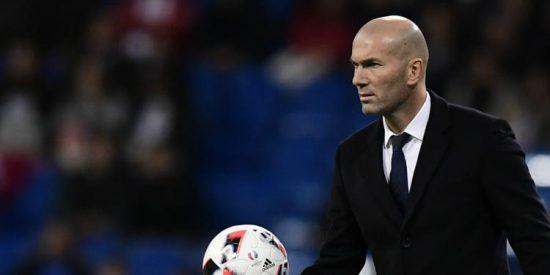 Zidane decide un fichaje de última hora en el Real Madrid-Valencia (y es una bomba)
