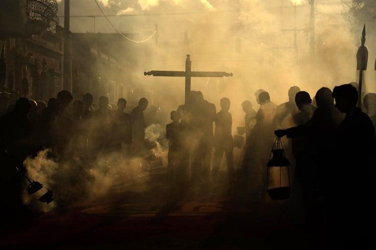 """Curas guatemaltecos: """"Queremos seguir siendo hombres del pueblo"""""""