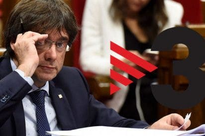 """El 'whatsapp' que acojona a los separatistas: """"¡Puigdemont, detenido y TV3, cerrada!"""""""