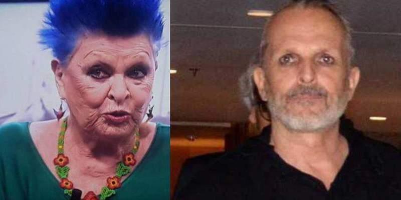 ¿Está Miguel Bosé en clara decadencia como dice su madre?
