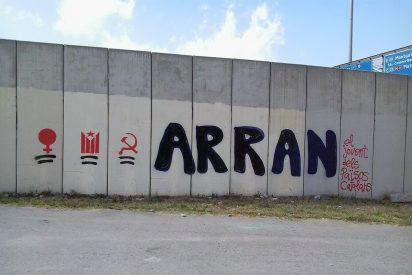 El manual 'etarra' de Arran, la juventudes de los zarrapastrosos de la CUP, para independentistas detenidos