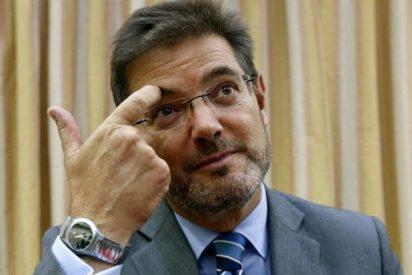 """Rafael Catalá: """"Si son 700 alcaldes los que cometen un delito serán 700 los que irán a juicio"""""""