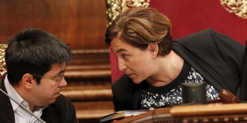 Barcelona no cederá locales para el referéndum secesionista para cabreo de Pisarello