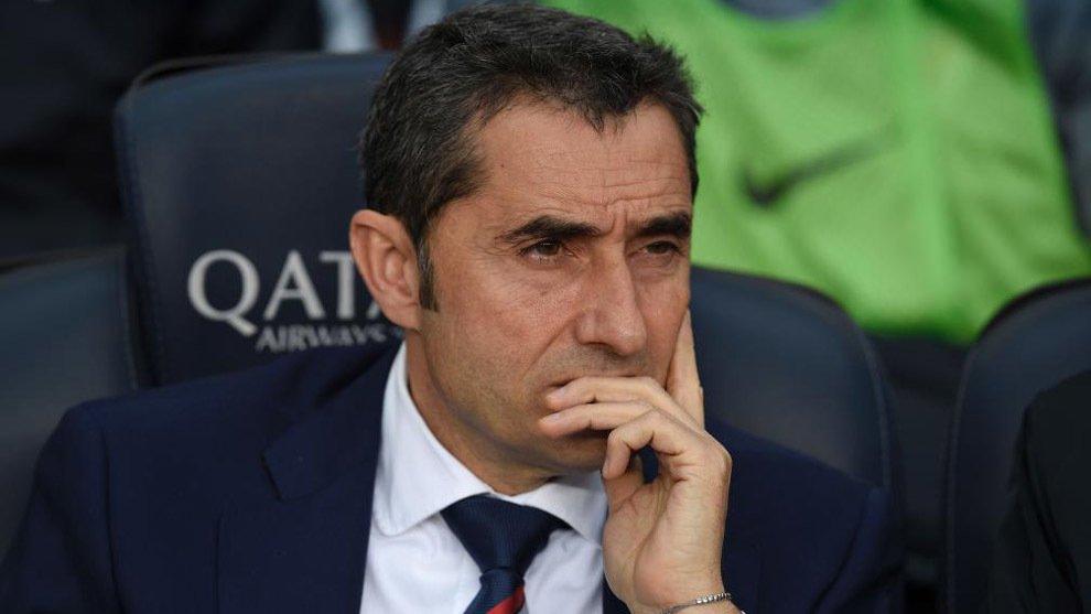 Se hartan: los jugadores del Barça que quieren perder de vista a Valverde en el mercado de invierno