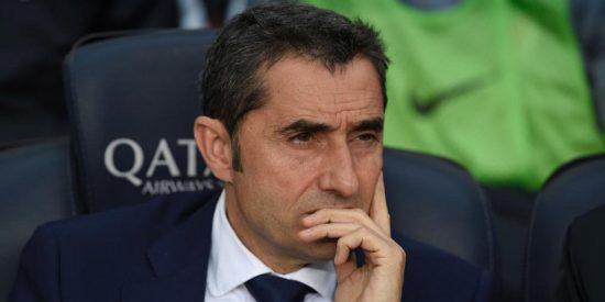 El dardo que corre como la pólvora en el vestuario del Barça: Valverde es otra cosa