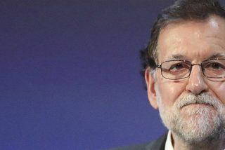 Mariano Rajoy monta en La Moncloa un gabinete de crisis para el golpe del 1-O