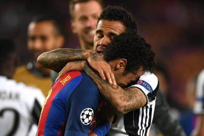 La conspiración de Neymar y Alves para llevarse a un crack del Real Madrid