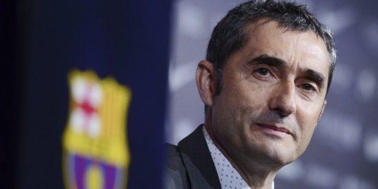 El lío de Valverde con dos amigos de Messi en el vestuario del Barça