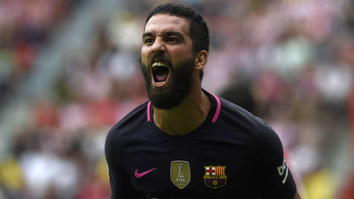 A Arda Turan se le va a caer el pelo: el castigo que le prepara Valverde en el Barça
