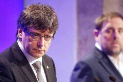 Además de fracturar en dos Cataluña, estos irresponsables dejan una deuda insufrible
