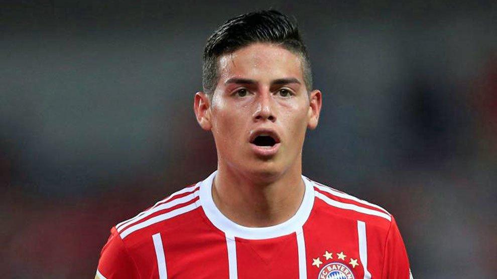 La pesadilla de James Rodríguez en el Bayern: en el Madrid se frotan las manos
