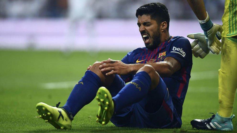 Luis Suárez vuelve a Barcelona soltando una bomba (y señalando al Real Madrid)