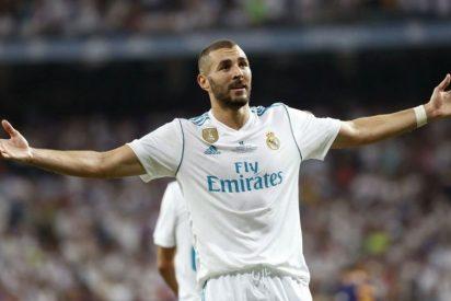 El crack de la Premier League que le echa un capote a Benzema con un halago inesperado