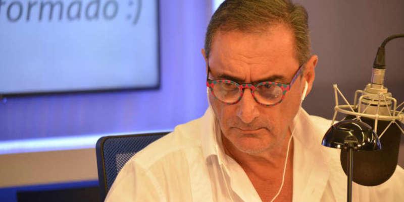 """Carlos Herrera: """"Podemos está al lado del golpismo, renunciando a la legalidad"""""""