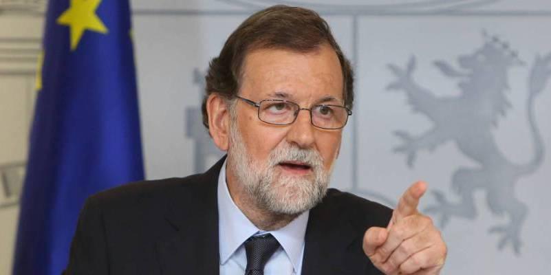 ¿Nos puede decir Rajoy cuál es la respuesta 'mesurada' ante un desafío de proporciones desmesuradas?