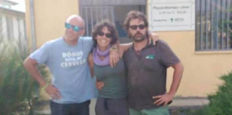 Asesinan a una fisioterapeuta española de Cruz Roja en un hospital de Afganistán